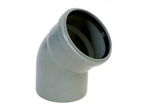 Колено Plastimex 50х45 мм