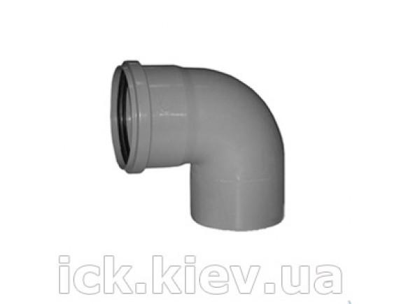 Отвод Plastimex 110х90 мм