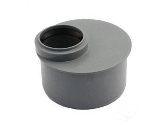 Редукция короткая Plastimex HT Safe 110x50 мм