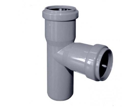 Тройник обыкновенный Plastimex 50х50/90 мм