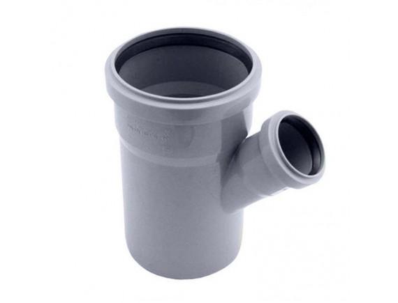 Тройник обыкновенный Plastimex 110х50/45 мм