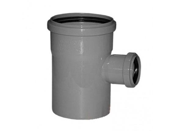 Тройник обыкновенный Plastimex 110х50/90 мм