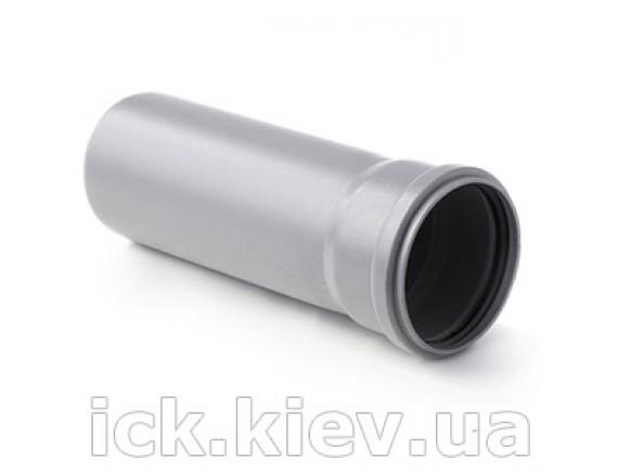 Труба Plastimex з раструбом ПП 110х2,7х2000 мм