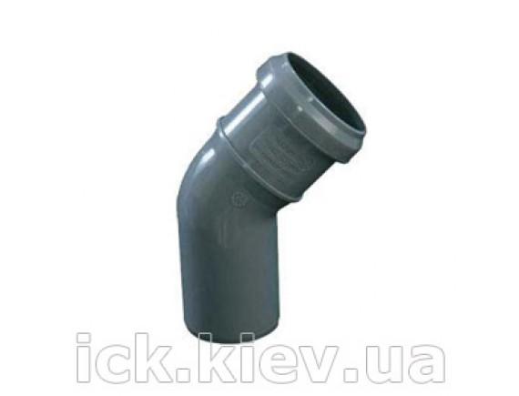 Колено Plastimex 50х22 мм