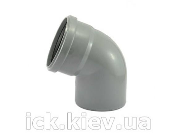Колено Plastimex 110х67 мм