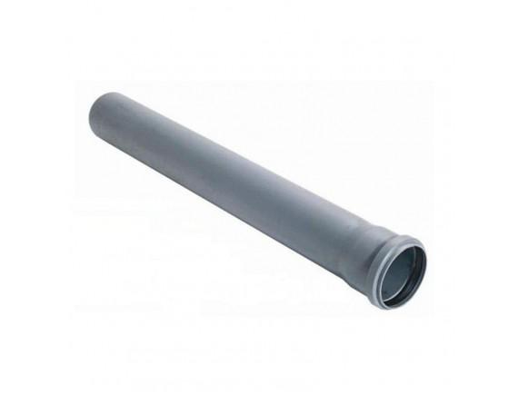 Труба с раструбом ПП 110х2,7х500 мм