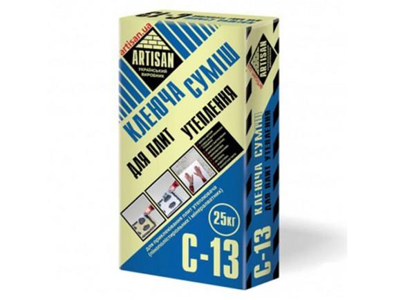 Смесь для систем теплоизоляции Artisan C13