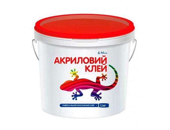 Клей универсальный ремонтно-монтажный Polimin Клей акриловый 12 кг