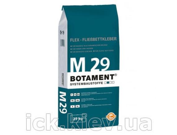 Клей эластичный премиум класса для плитки Botament M 29 НP 25 кг