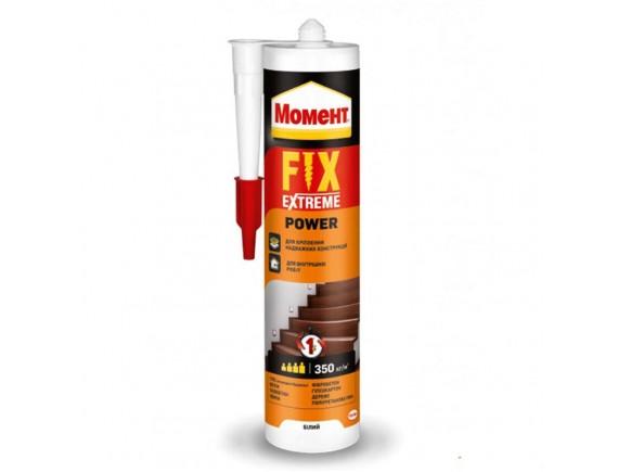 Монтажный клей FIX Extreme Power 385 г