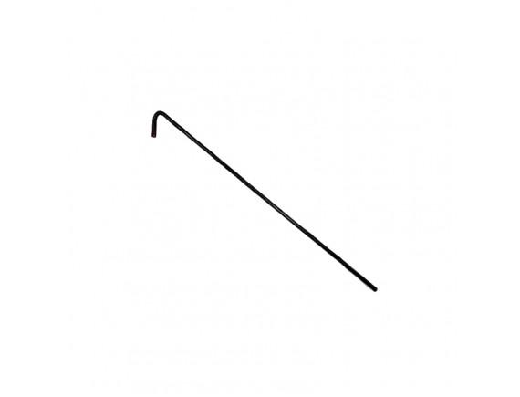 Прут с крючком L 125/4 мм