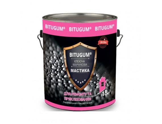 Мастика клеюча каучукова Bitugum 18 кг