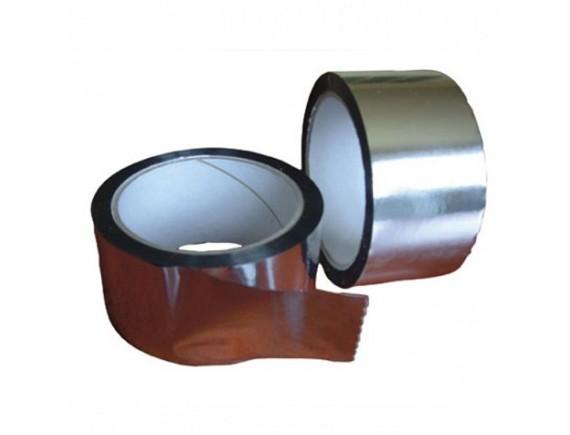 Лента для склеивания металлизированная Isoflex tape 50 мм 50 м