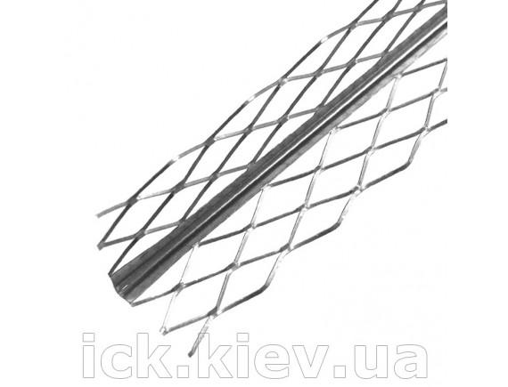 Уголок Галич Профиль алюминиевый штукатурный 3,0 м 0,50 мм