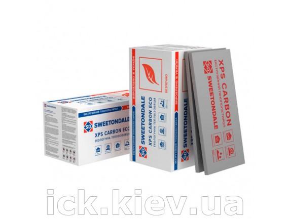 Пенополистирол экструдированный XPS ТехноНИКОЛЬ CARBON ECO 1180х580х30 мм 13 шт/уп