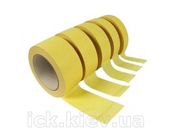 Лента малярная желтая 48x27 м