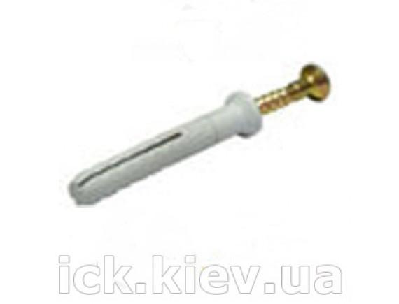 Дюбель-гвоздь гриб 6x40 mm 100 шт