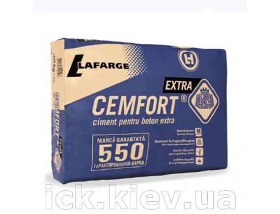 Портландцемент ПЦ М 500р-Н CОMFORT EXTRA