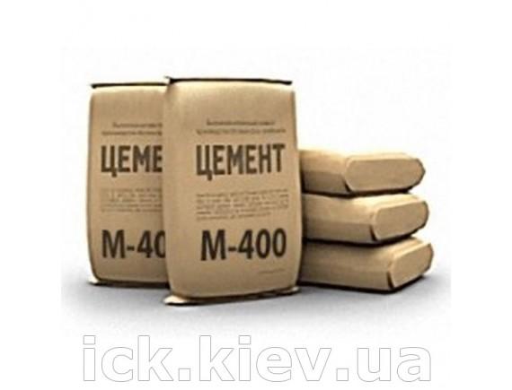 Цемент М 400 ПЦ 25 кг Полимин