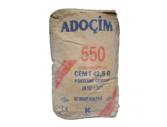 Портландцемент ЦЕМ 42.5 Cement in Dincer
