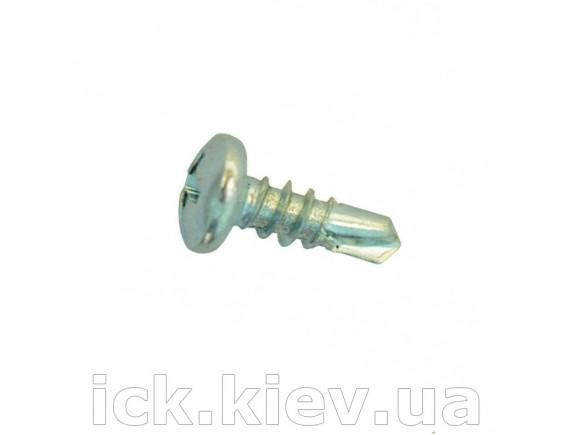 Шуруп Stark до г/к профиля со сверлом, 3,5x9,5 мм цинк 100 шт