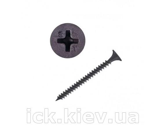 Шуруп для металла, фосфат, ST, 3,5x25 1300 шт