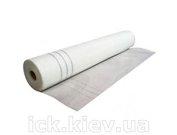 Сетка штукатурная фасадная Kreisel 5x5 мм 1.1x50 м плотность 160 г/м2
