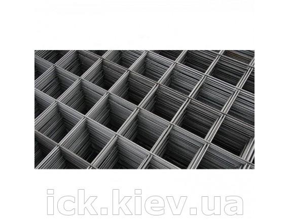 Сетка арматурная 100x100x2.5 мм 1x2 м