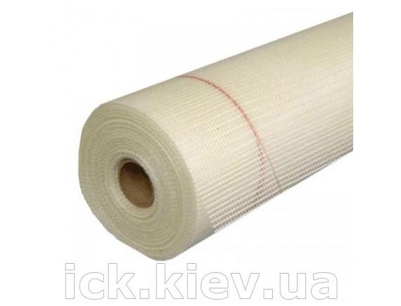 Сетка штукатурная 5x5 мм 1x50 м плотность 145 г/м2