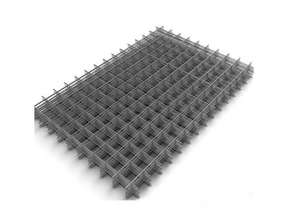 Сетка кладочная армопояс Имиджкомплект d-4 мм 50х50 мм ГОСТ 1х2 м