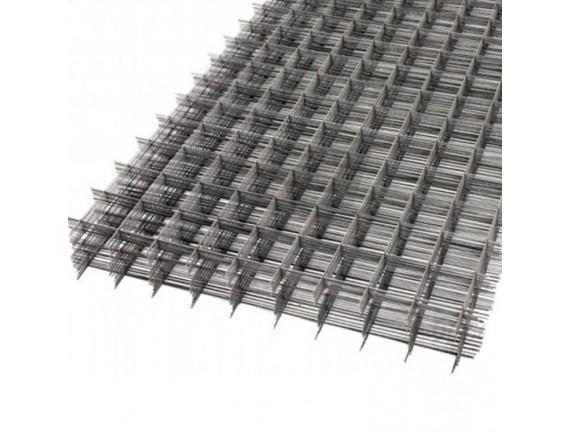 Сетка армирующая, ячейка 100х100х2,5 мм