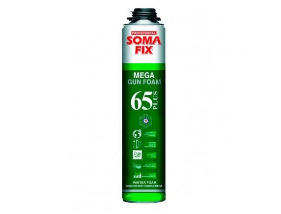 Пена монтажная SOMA FIX MEGA 65 Plus 850 мл
