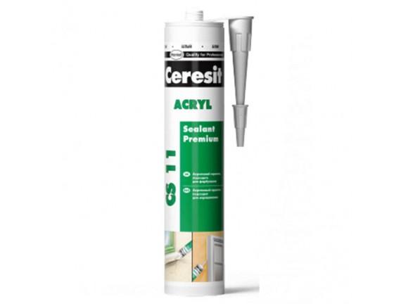 Ceresit CS11 Acryl геретик белый 280 мл