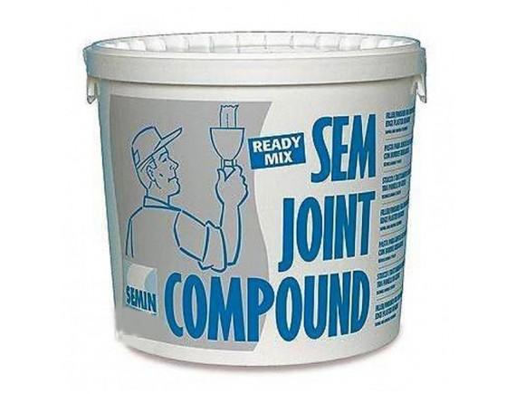 Готовая финишная шпаклевка Sem Joint Compound 25 кг
