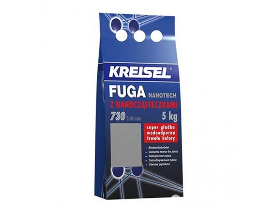 Смесь Kreisel FUGA NANOTECH 730 12 А 5 кг
