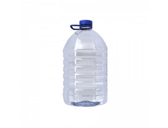 Пластиковая бутылка 5,0 л