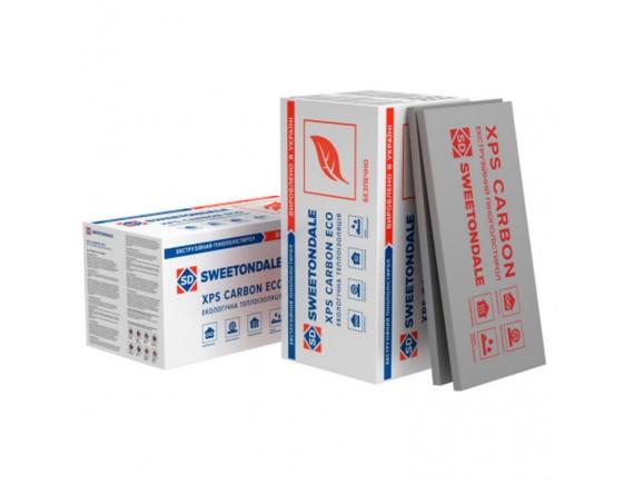Пенополистирол экструдированный XPS ТехноНИКОЛЬ CARBON ECO 1180х580х50 мм 8 шт/уп