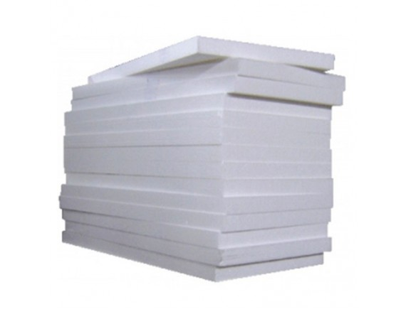Пенопласт ПСБ-С-25 1000х500х20 мм плотность 14 кг/м3