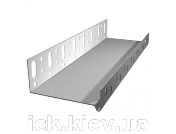 Профиль цокольний алюминиевый 53x0.5 мм 2.5 м