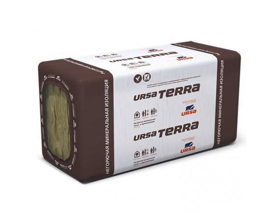 Минеральная изоляция URSA TERRA 37 PN 1250x610x50 мм