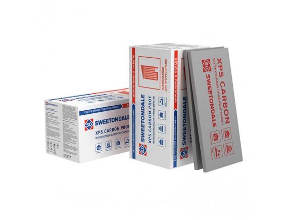 Плиты пенополистирольные Carbon Prof RF TB 1180x580x100 4 шт/уп