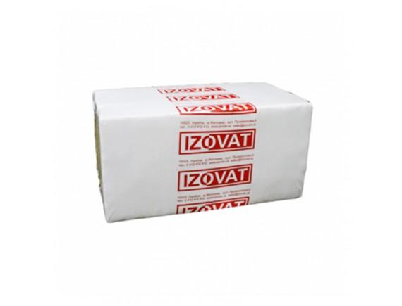 Минеральная вата IZOVAT 1000x600x50 мм 30 Кг/м3 10 шт