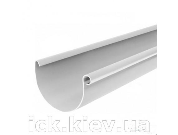 Ринва Bryza 125мм/3м белая
