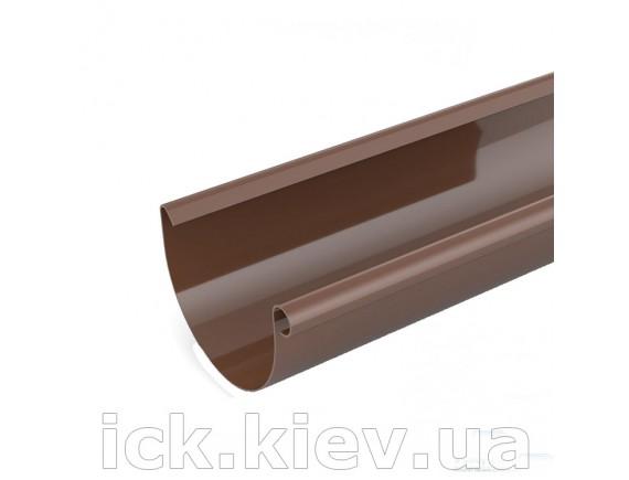 Ринва Bryza 125мм/3м коричневая