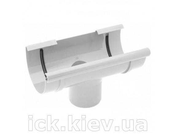 Лейка Bryza 125/90 мм белая