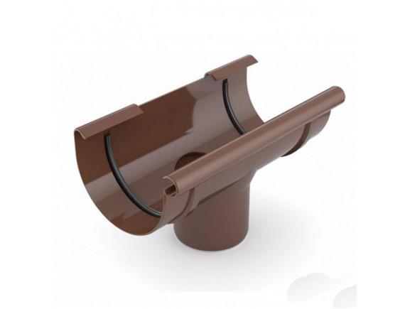 Лейка Bryza 125/90 мм коричневая