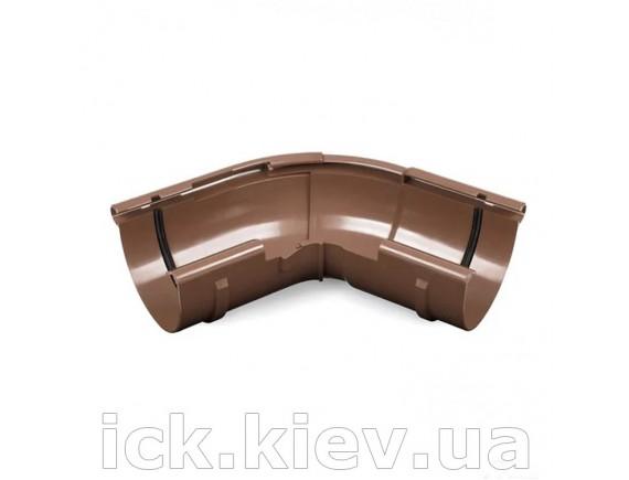 Угол внешний регулируемый 120-145 градусов Bryza 125 мм коричневый