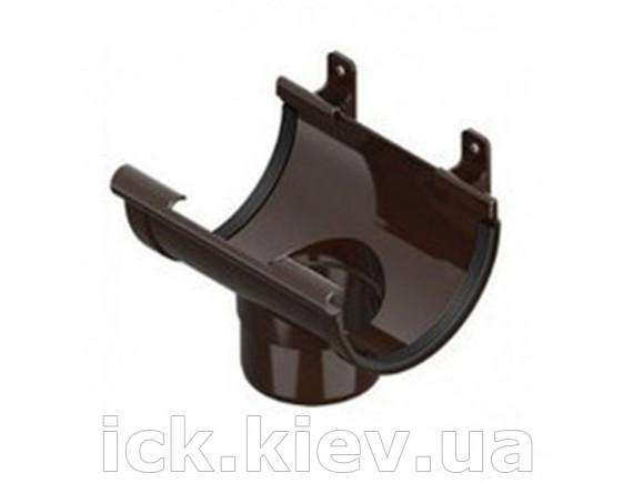 Лейка Ines 120/80 мм, коричневая