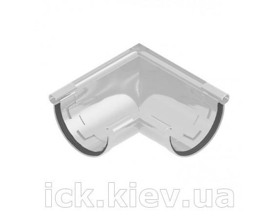 Угол универсальный 90 градусов Ines 120 мм белый